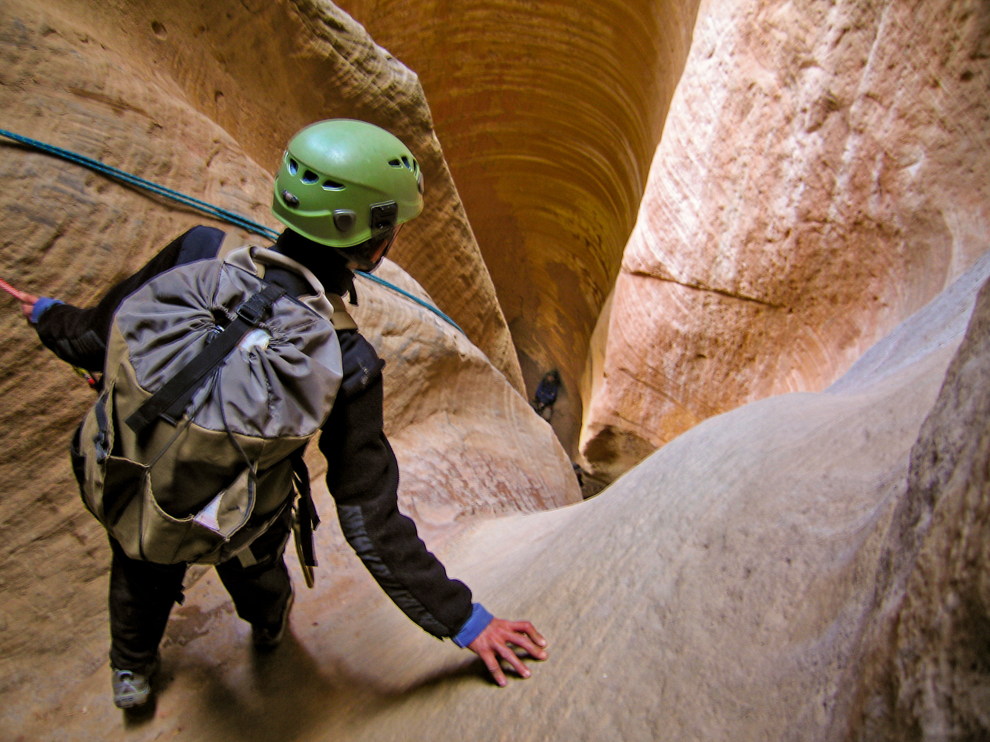 Canyoneering in Utah - Canyoneering