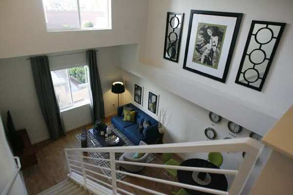 One bedroom flats and lofts are available for rent at Eleve Lofts and Skydeck in Glendale.