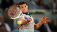Djokovic stunned by Dimitrov in Madrid second round