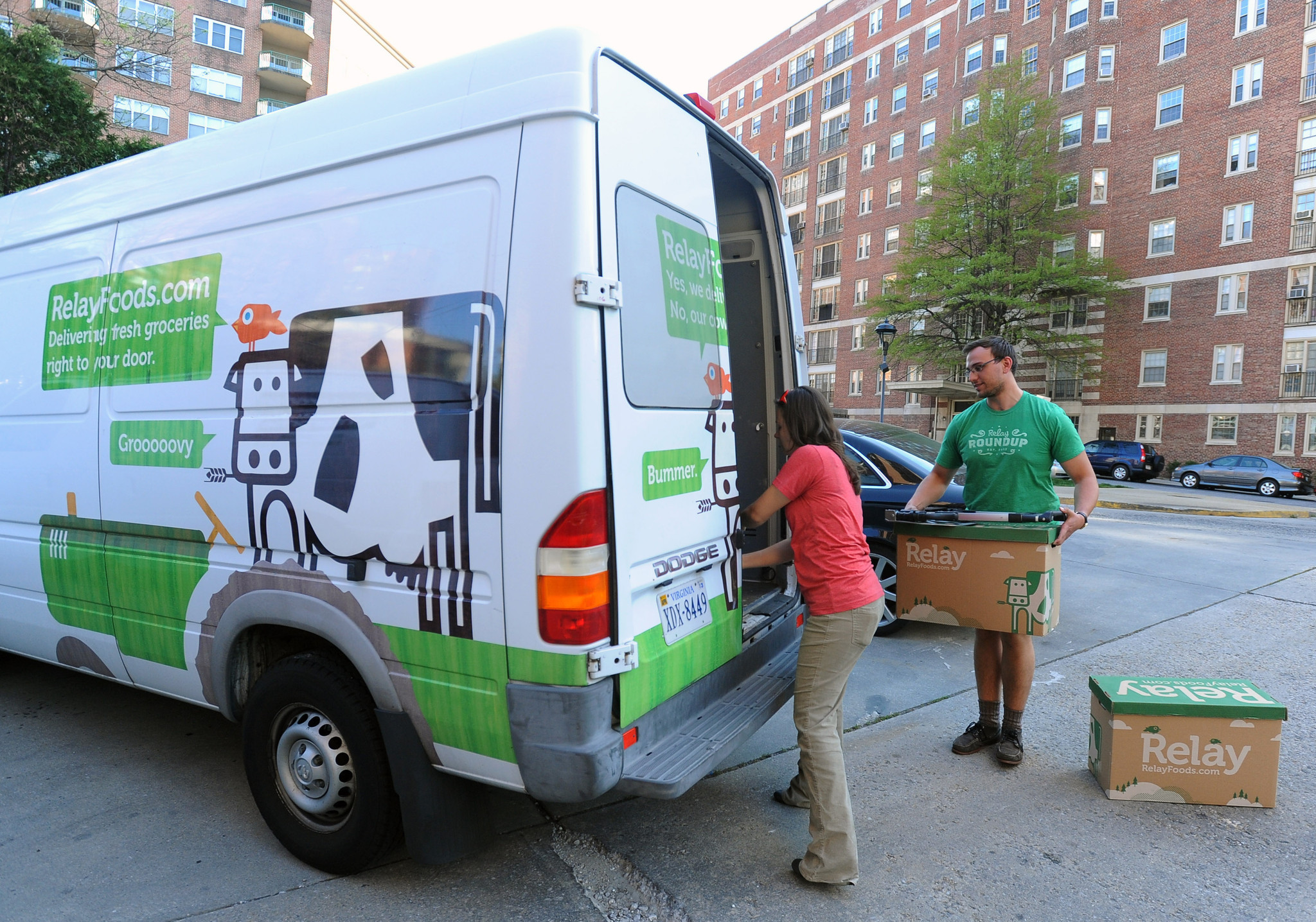 Organic food delivered to your door in Baltimore - The ...