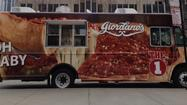 Giordano's has officially joined the food truck frenzy.