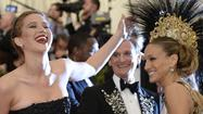 Celebs and fashionistas playing dress-up? Sign us up. A-listers turned out in droves for the Costume Institute's annual gala Monday at the Metropolitan Museum of Art in New York, which took on a punk theme this year.