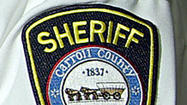 The Carroll County Sheriff's Office said a deputy was taken to the University of Maryland Shock Trauma on Tuesday after his patrol car collided with another vehicle on Route 140 west of Westminster.