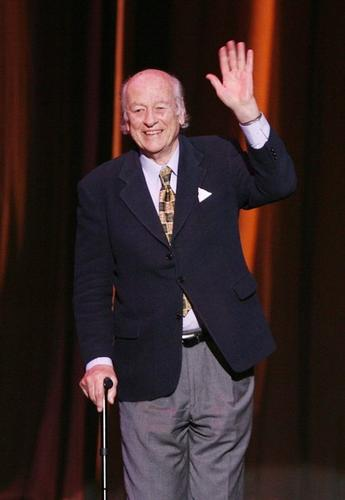"Ray Harryhausen, the visual effects pioneer who inspired a generation of filmmakers with his stop-motion animated creatures, died of natural causes on Tuesday at age 92. The method of animation he created to bring his creatures to life was called ""Dynamation."""