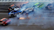 NASCAR said Tuesday that Ryan Newman will not be fined for his rebuke of NASCAR on live television following a late accident at Talladega.