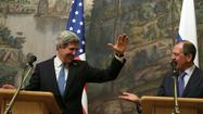 U.S., Russia agree to convene talks on Syria