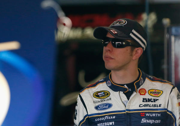 Brad Keselowski. (Getty Photo)