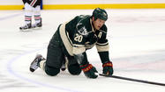 ST. PAUL, Minn. — Ryan Suter stood in front of a white board Tuesday, discussing the news of his Norris Trophy contention without being propped up by Wild trainers. He wore a sweatshirt and shorts and not a muscle regeneration suit. He looked normal, even if his days are not.