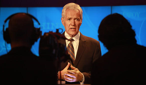 """Game shows ...  have, in my mind, become the best kind of reality television,"" says Alex Trebek, host of ""Jeopardy."""