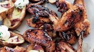 Mother's Day bonus: Lucinda Scala Quinn's Teriyaki-Glazed Wings
