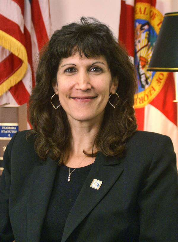 Palm Beach County Inspector General Sheryl Steckler.
