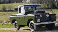 Eight classic SUVs with fastest-growing values