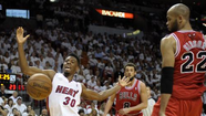 Sports Buzz: Can the Bulls force the Heat to 7 games?