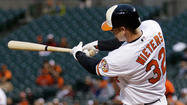A 48-minute rain delay on Tuesday night might have cost the Orioles their late-inning lead, but it did nothing to their grit.