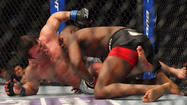 MMA: UFC 159-Jones vs Sonnen