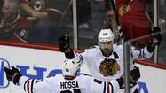 Game 4: Blackhawks at Wild
