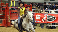 Calley Worth and her horse, Lily, have made Northern State history.