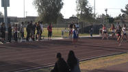 RAW VIDEO: Imperial Valley League starts final leg of track and field season