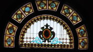 A large, stained-glass window at the Brown County Courthouse is set to be restored next year, a project that could cost $50,000.