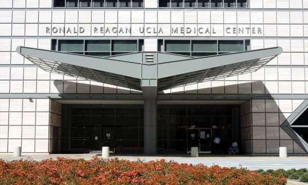 Ronald Reagan UCLA Medical Center.