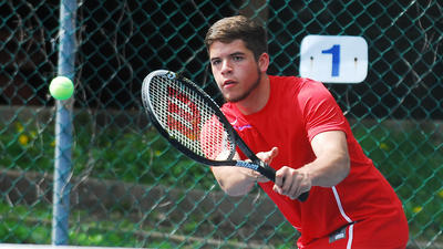 Tennis: Patriot boys, girls pick up five wins in regional tournament