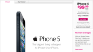 Sales of iPhone 5 continues to be strong with T-Mobile reporting it sold about half a million of the smartphones since it began carrying the popular device almost a month ago.