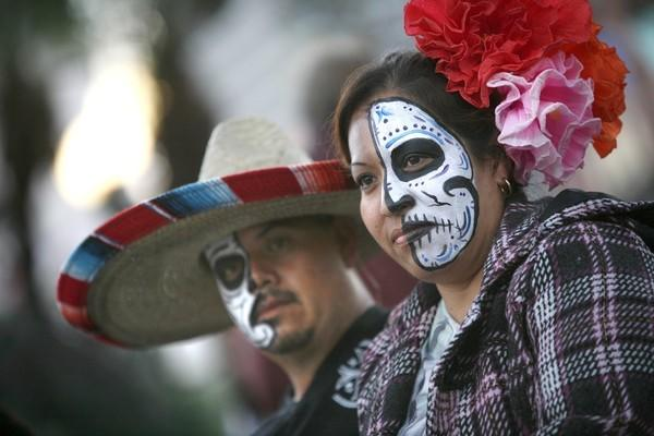 "The Walt Disney Co. said it was withdrawing its trademark filing for ""Dia de los Muertos,"" a spokesman said Tuesday."