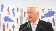 HARRISBURG — A new poll shows Republican Gov. Tom Corbett's poll numbers have sunk again, to depths a sitting governor has not seen in decades.