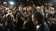 WASHINGTON -- Mark Sanford said his surprisingly strong victory in a special election Tuesday is a testament to South Carolina's forgiving tradition, and he vowed to be a watchdog for taxpayers in his district when he returns to Congress.