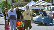 The central Emmaus property that hosts the borough's popular weekly farmers market will be put up for sale in an Internet auction later this month.