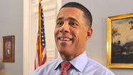 Lt. Gov. Anthony G. Brown will formally announce his candidacy for governor Friday at a cookout in his home county of Prince George's.