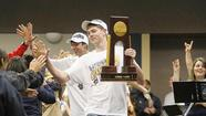 Photo Gallery: UCI men's volleyball celebration