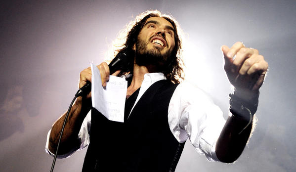 Russell Brand has signed on to perform at TBS Just For Laughs Chicago comedy festival.