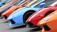 The Lamborghini turns 50