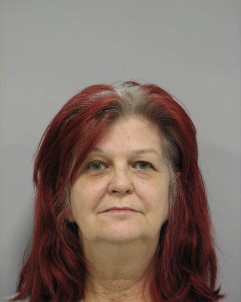 Booking photo of Jacquelyn Greco.