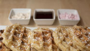 "<strong>Mini-review: <a href=""http://chicago.metromix.com/venues/mmxchi-wafel-venue"" target=""_blank"">Wafel</a></strong>"