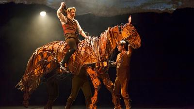 """War Horse"" declares victory at the Broward Center"