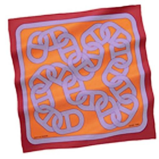 "<b>But it can buy:</b> ""You can never have enough Hermes scarves. Big colorful scarves that my girls (Tori, 23; Tegan, 20) pick out."""