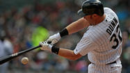 NEW YORK -- Adam Dunn and Jeff Keppinger are out of Wednesday night's lineup as the Chicago White Sox attempt to revive their woeful offense against the New York Mets.