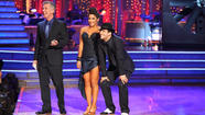 Aly Raisman discusses Week 8 on 'Dancing with the Stars'
