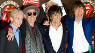 ROLLING STONES SERVE UP PRICEY LIVE PERFORMANCE BOX SET
