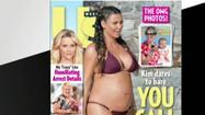 Kim Kardashian's Bikini Baby Bump