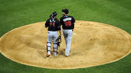 MLB: Miami Marlins at San Diego Padres