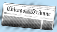Today's Chicago Tribune digital replica