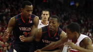 Virginia defeated Wisconsin in last year's ACC-Big Ten Challenge.