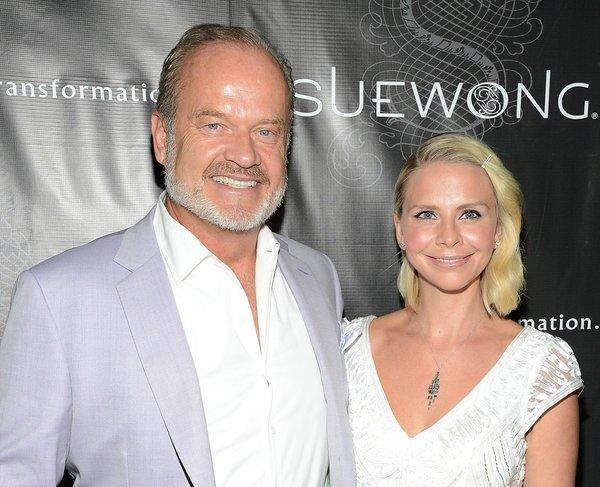 Kelsey Grammer parts with Beverly Hills house