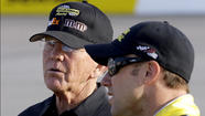 An appeals board sided with Joe Gibbs Racing on Wednesday and substantially reduced penalties levied against the team for having an illegal part in Matt Kenseth's engine when Kenseth won at Kansas Speedway last month.