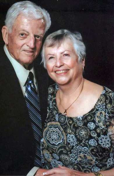 Richard and Carole Robinson celebrated their 50th wedding anniversary in April.