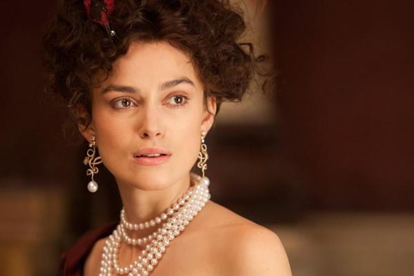 "Keira Knightley stars in the movie adaptation of ""Anna Karenina."""