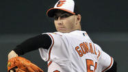 The Orioles will face a tough decision on right-hander Miguel Gonzalez, whose next start hinges on whether the blister on his right thumb heals in time for him to pitch Saturday.